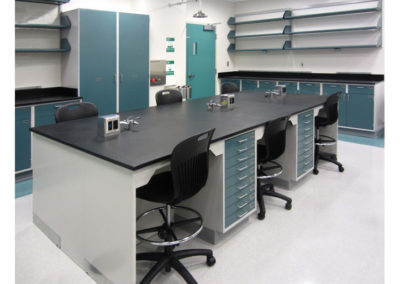 Massasoit Community College Biotech Laboratory