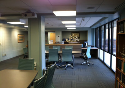 CCCC Nickerson Archive Renovation
