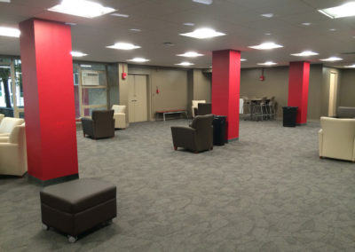 BSU Campus Center Lounge