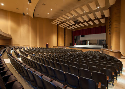 BSU Campus Center Auditorium
