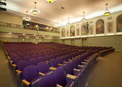 BSU Horace Mann Auditorium