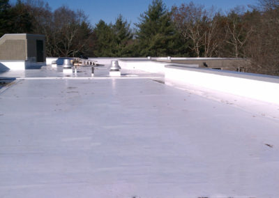 UMD Robert and Chestnut Roof Replacement