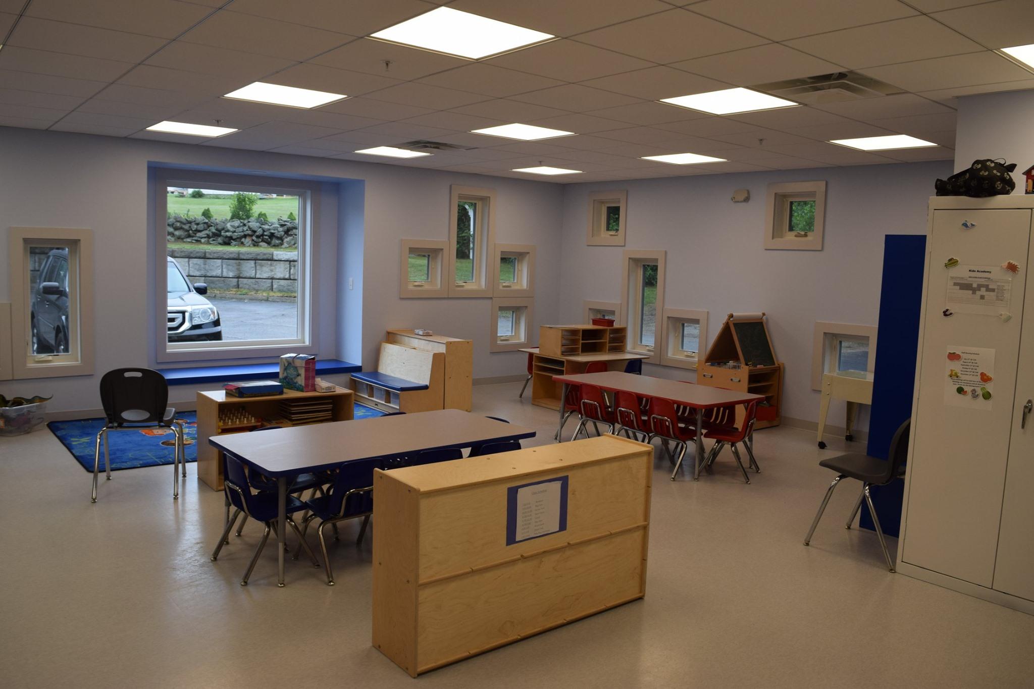 Family Service Association – Kids Academy  Civitects